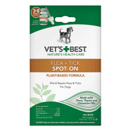 Vet's Best Flea and Tick Spot On 0.6oz