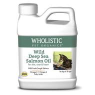 Wholistic Pet Salmon Oil Liquid