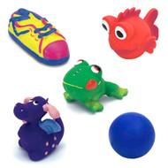 Rascals Latex Dog Toys