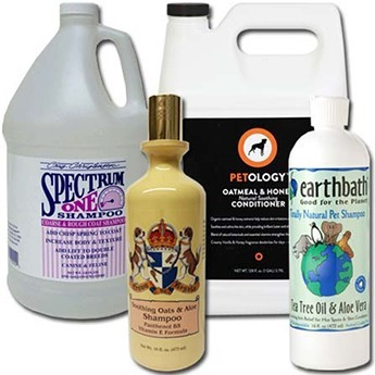 pet Shampoos and Conditioners