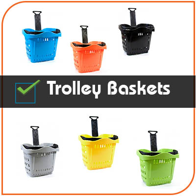 Trolley Baskets