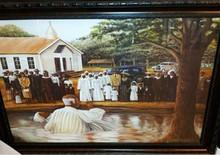 Old Time Baptism