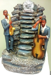 Innovative Art - Musicians Fountain