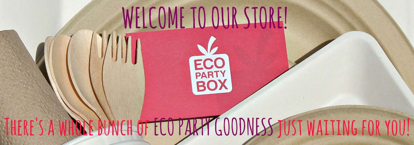 Welcome to Eco Party Box
