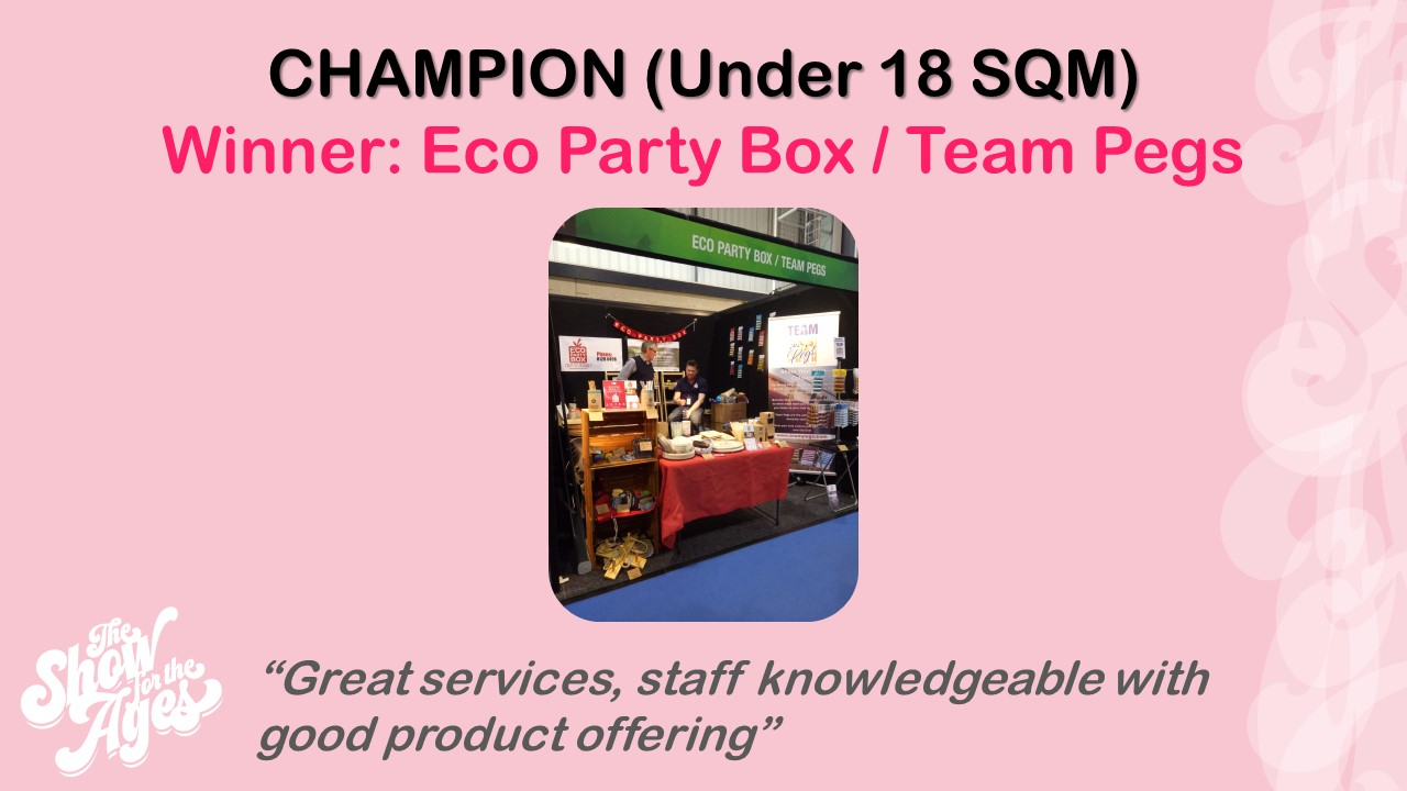 Eco Party Box slide