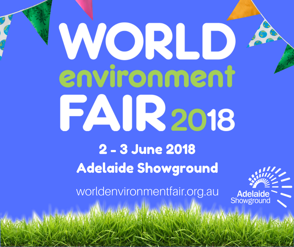 World Environment Fair Poster