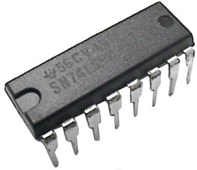 74LS13 Integrated Circuit