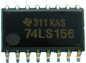 74LS156 Integrated Circuit