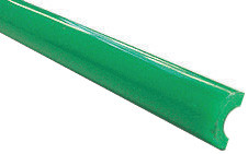 Butyrate Half-Round Tube, 3/16 in. O.D.