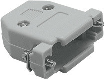 Connector Hood, 15-pin