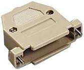 Connector Hood, 25-pin