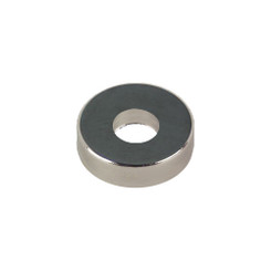 Neodymium Magnet, 9/16 in. Ring
