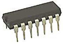 CD4035 Integrated Circuit