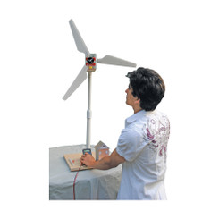 KELVIN® Experimental Wind Turbine with Toy Motor Generator Kit