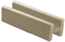 ABS H Beam, 1/4 in. sq.