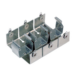 Aluminum Battery Holder - C, 3