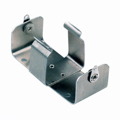 Aluminum Battery Holder - D, 1