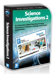 Focus On Science Investigations 2, School Site License