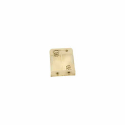 Plastic Battery Holder - C, 2