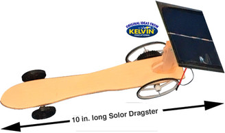 KELVIN® Solar Dragster Kit