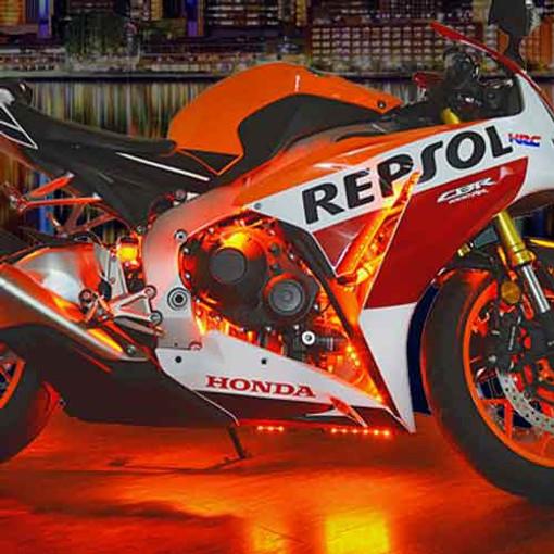Sport Bike Motorcycle Led Kits