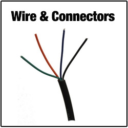 Wire and Connectors