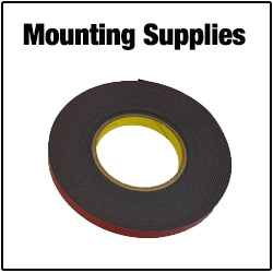 Mounting Supplies