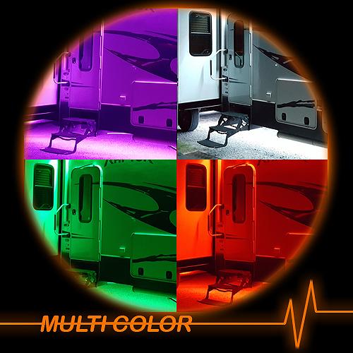 Multi-Color Remotes