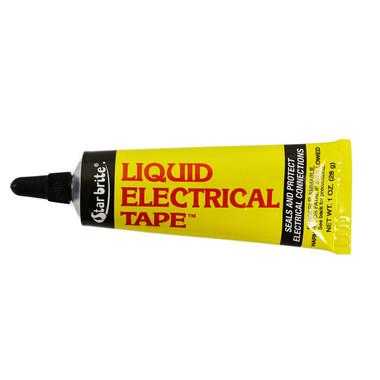 High Temperature Black Liquid Electrical Tape Let