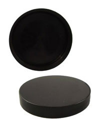 70 mm Black Lid