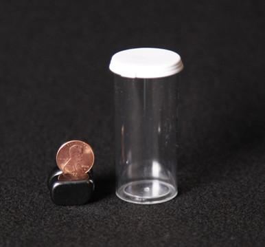 12 Dram Plastic Vial 1 50 Oz 100 Per Case Thornton