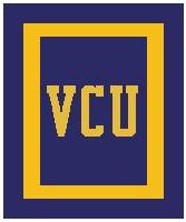 """VCU Virginia Commonwealth University Logo Crochet Graph Afghan Pattern.  All done in single crochet, changing colors as you go along.  Drop one color, pull in the next.  Medium ability.  Size works up to be approx. 50 x 70"""".  Graph is 100 stitches wide by 140 stitches high.  Then you crochet 22 rows (or more) around the outside edge including a border, if you would like it larger.  Complete instructions are included, a full size graph, and a Helpful Hints page. DOWNLOAD WILL BE SENT WITH ORDER CONFIRMATION; JUST CLICK ON """"DOWNLOAD FILES"""" or if you'd rather have it Mailed, let me know. ENJOY!"""
