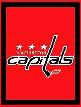 "Washington Capitals Hockey Logo Crochet Graph Afghan Pattern.  All done in single crochet, changing colors as you go along.  Drop one color, pull in the next.  Medium ability.  Size works up to be approx. 50 x 70"".  Graph is 147 stitches wide by 187 stitches high.  Then you crochet 22 rows around the outside edge including a border, if you would like it larger.  Complete instructions are included, a full size graph, and a Helpful Hints page. DOWNLOADABLE"