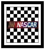 """Nascar Logo Crochet Afghan Graph Pattern.  All done in single crochet, changing colors as you go along.  Drop one color, pull in the next.  Medium ability.  Size works up to be approx. 50 x 70"""".  Graph is 104 stitches wide by 139 stitches high.  Then you crochet 22 rows (or more) around the outside edge including a border.  Complete instructions are included, a full size graph, and a Helpful Hints page. DOWNLOAD WILL BE EMAILED TO YOU WITHIN 20 MINUTES.  OR, if you rather have it Mailed to you, put a note on your order.  Enjoy!"""