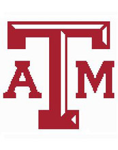 """Texas A & M Logo Crochet Graph Afghan Pattern.  All done in single crochet, changing colors as you go along.  Drop one color, pull in the next.  Medium ability.  Size works up to be approx. 50 x 70"""".  Graph is 110 stitches wide by 150 stitches high.  Then you crochet 22 rows (or more) around the outside edge including a border, if you would like it larger.  Complete instructions are included, a full size graph, and a Helpful Hints page. DOWNLOADABLE.  After order is completed, the downloadable pattern will be included within the confirmation email.  If you'd rather have it Mailed to you, send me an email or include a note with your order."""