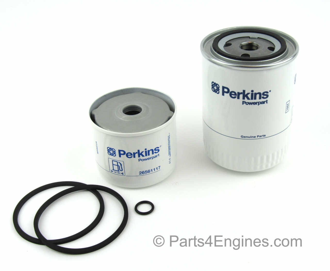 engine fuel filters perkins 4.248 filter set #10