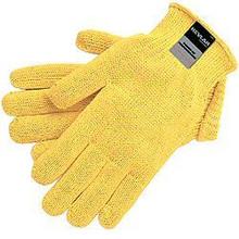 1 Pair Mcr 9375 Large 100% Kevlar Cut Resistant Gloves