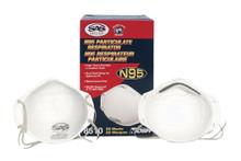 SAS 8610 N95 Respirator Case 240 Masks (12x20)