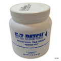 POOL AND SPA CHEMICALS | 3# POOL TILE GROUT | E-Z PATCH #4 WHITE | EZP-137
