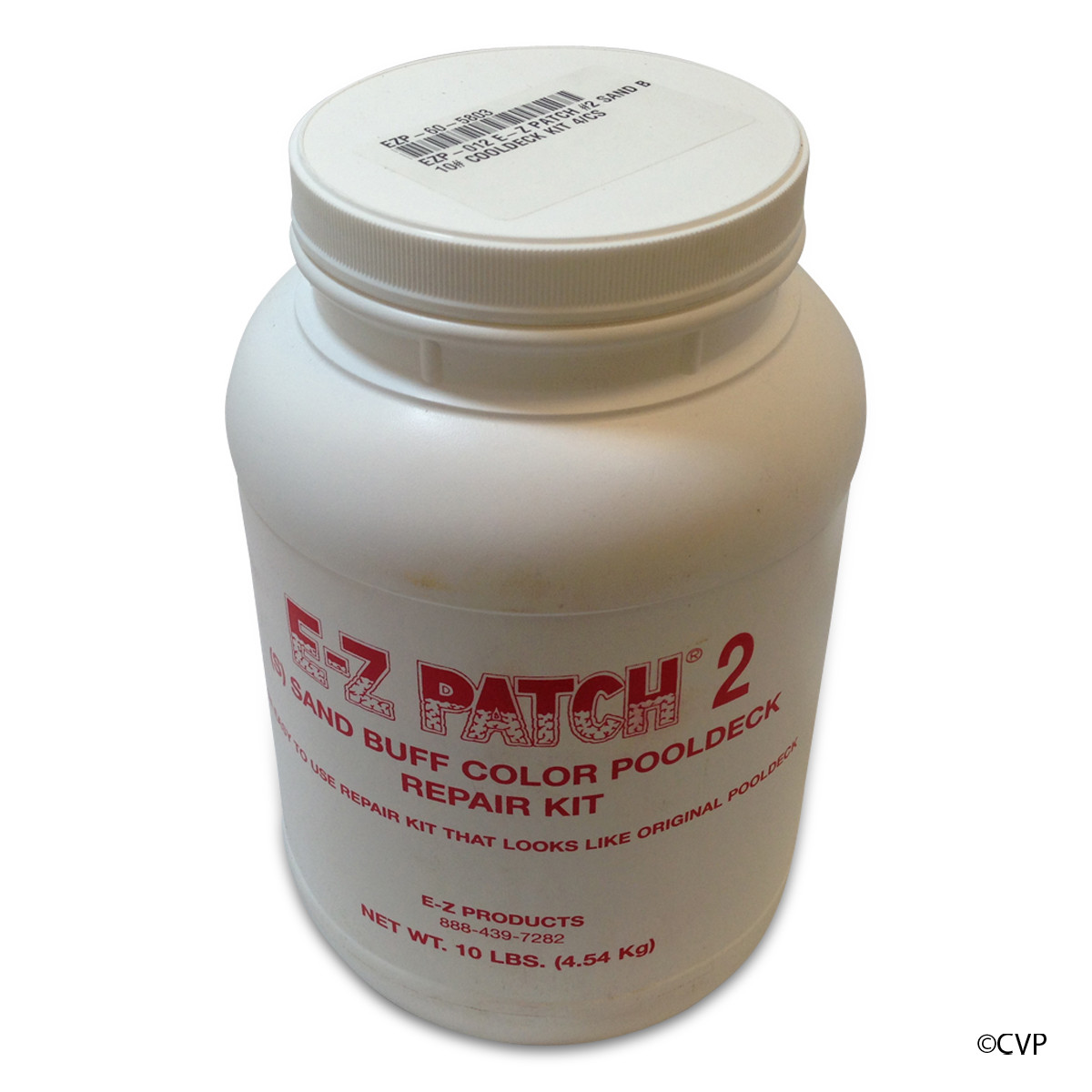 Pool And Spa Chemicals 10 Cooldeck Kit E Z Patch 2