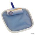 MAINTENANCE LINE   LEAF SKIMMER WITH ALUMINUM FRAME   BLUE HANDLE   PS087