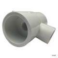 """PVC LASCO    1-1/2""""x1-1/2""""x3/4"""" VENTURI TEE   473-210"""