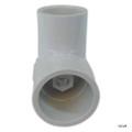 PVC LASCO   VENTURI TEE ANZEN #7   473-825