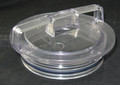MUSKIN   HAIR AND LINT POT LID AND Oring   5180-03