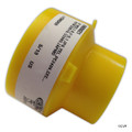 "GEORG FISCHER CENTRAL PLASTICS | 1.5""x1"" SOCKET FUSION REDUCER 