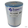 SUPER PRO | CARTRIDGE 25 SQFT STAR-CLEAR | FC-1230 HAYWARD C-250