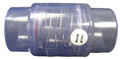 FLO CONTROL | CLEAR PVC | 1050-C20