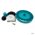 SUPER PRO | MED TURBINE SPINDLE GEAR KIT | AQUA STAR GENERIC HAYWARD POOL VACUUM PARTS | HWN154