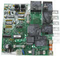 "BALBOA   1560-97 CIRCUIT BOARD 6 1/16"" X 5 3/4"" CHIP# SLDR1B (2) 6 PIN PHONE PLUG CONNECTORS   50698"