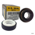 """US SEAL   FACED V-TYPE HEAD 5/8"""" SHAFT   VITON CARBON   PS-3865R"""